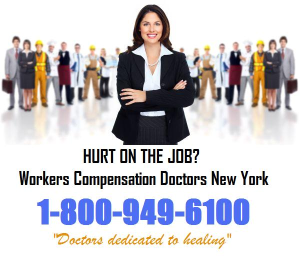 New York county workers compensation doctors