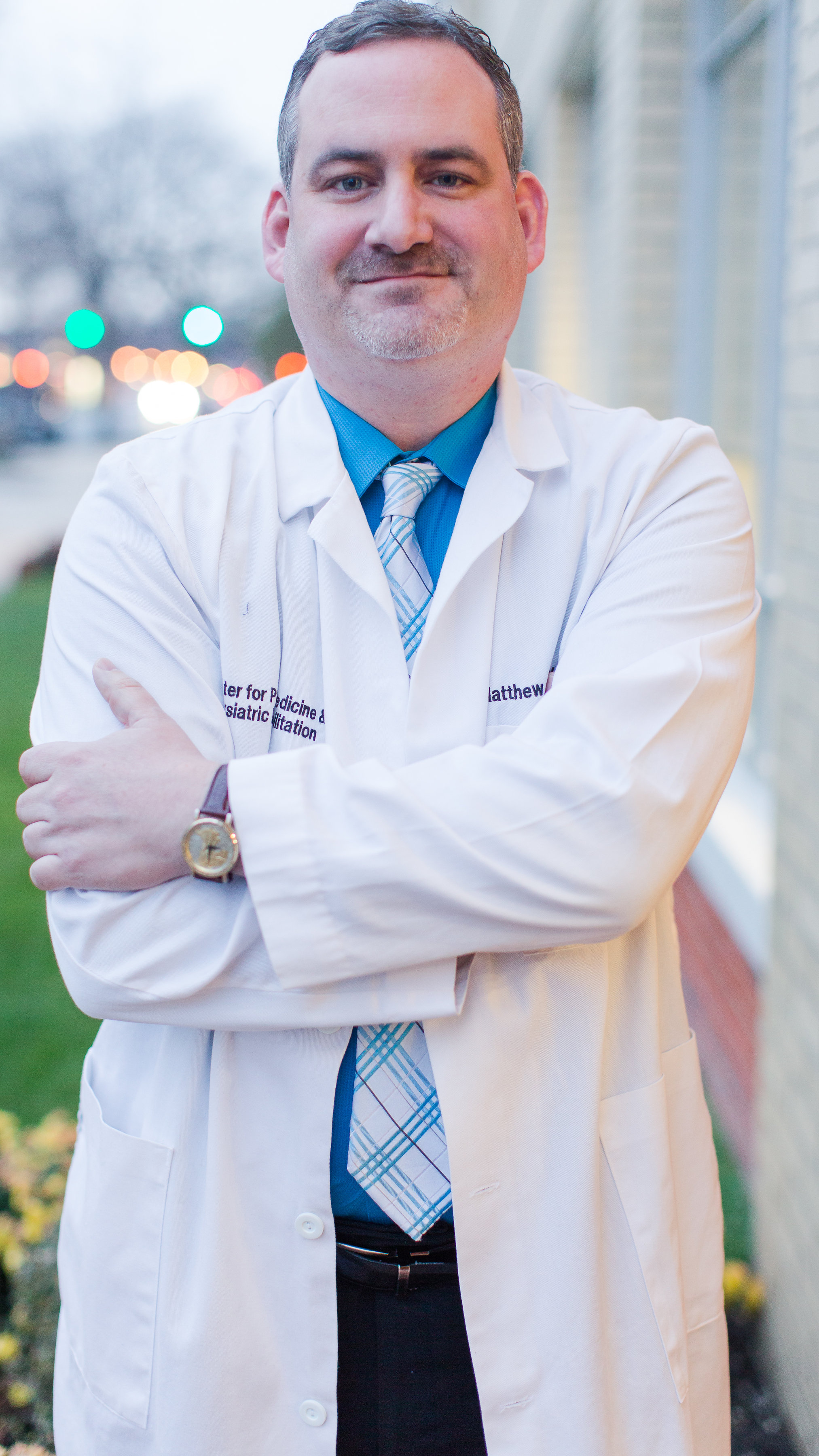Dr. Matthew Kalter, M.D New York The Pain & Injury Doctor